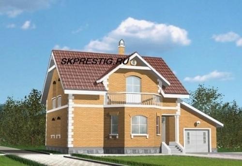 Дом из пеноблоков 9х13м - это идеальный вариант для тех